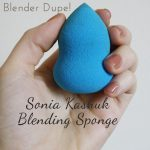 Beauty Blender Dupe: Sonia Kashuk Blending Sponge