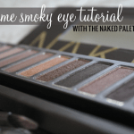 Daytime Smoky Eye Using the Naked Palette