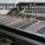 Evening Smoky Eye Tutorial (Using the Naked Palette)