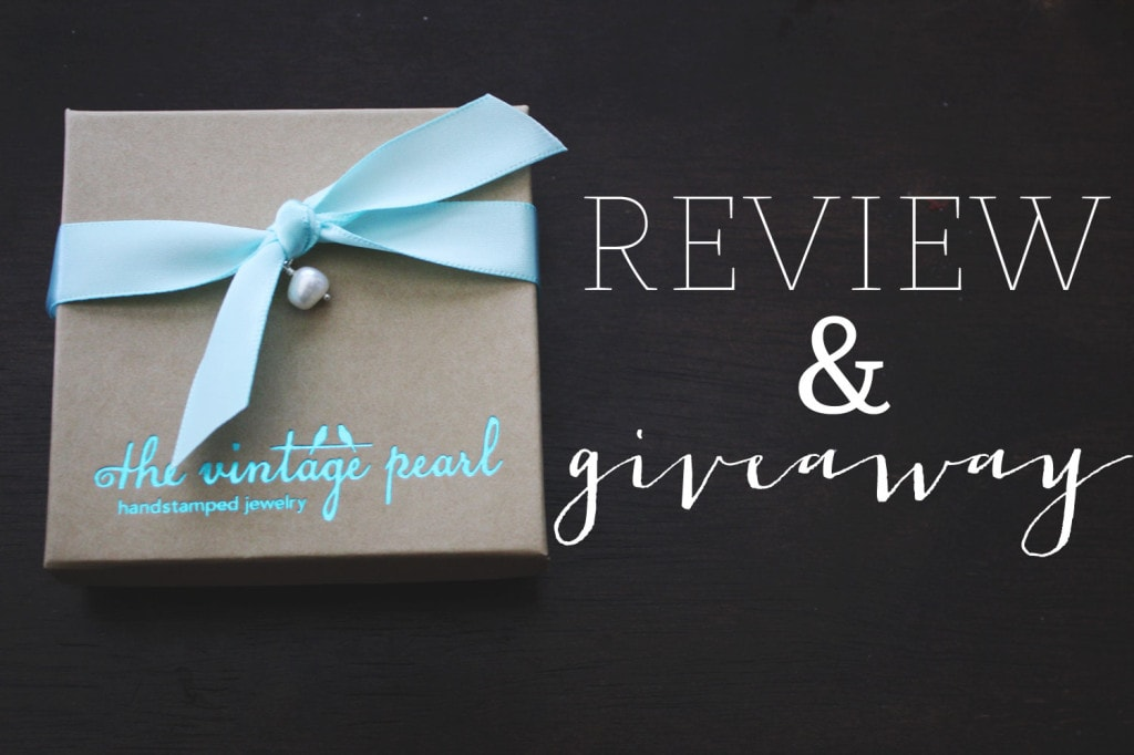 The Vintage Pearl Review & Giveaway 1
