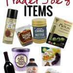 Favorite Trader Joe's Items