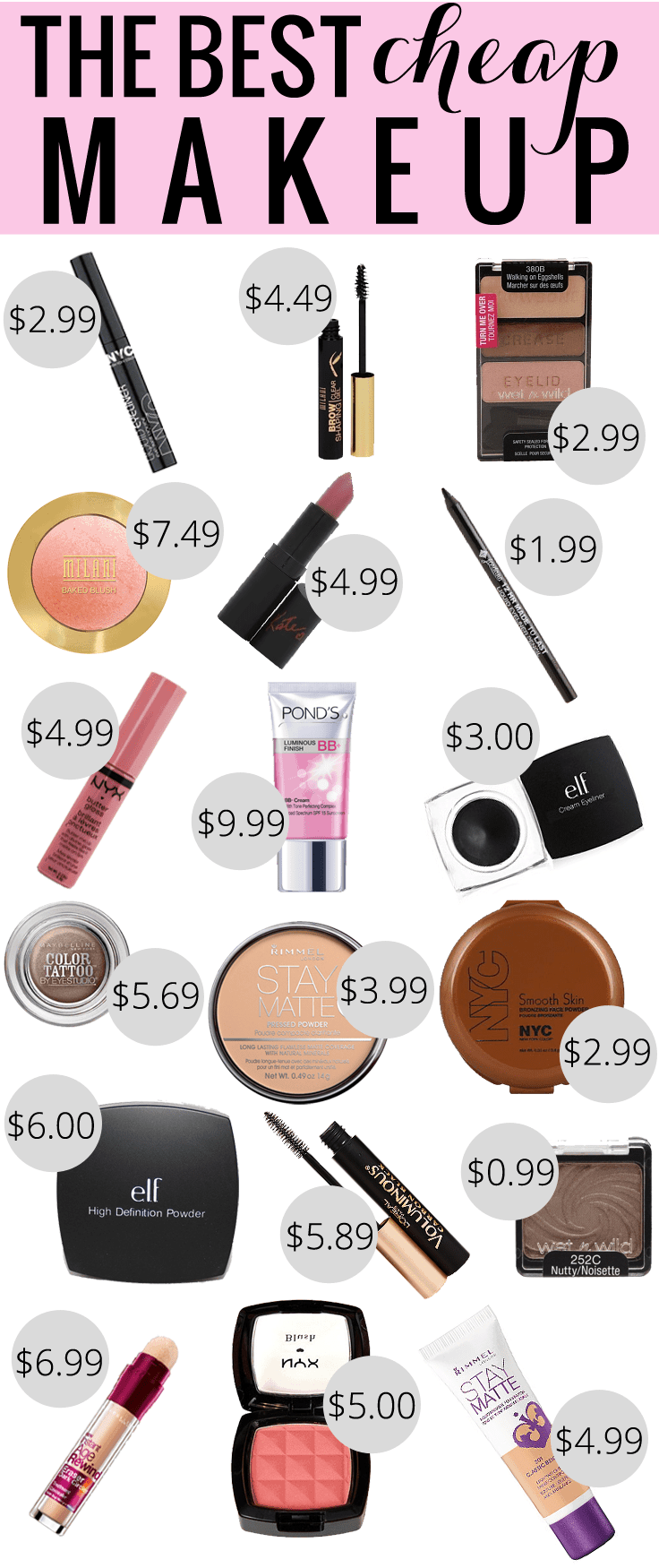 The best cheap makeup for What is the best online store