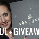 Borghese Haul + Massive Giveaway!