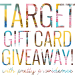 $450 Target Gift Card Giveaway!