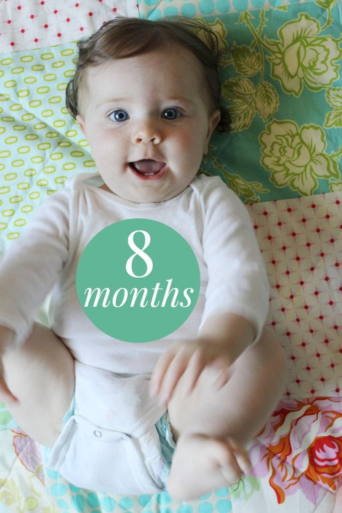 Caroline - 8 Months Old